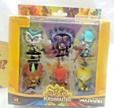 Dofus Krosmaster Arena Season 01 Multiman Set (6 Figures Sealed) Ankama