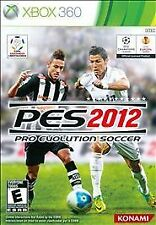 Pro Evolution Soccer 2012 - UEFA Champions League Copa Satander XBOX 360* NEW