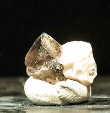 Smokey Quartz Crystal - Sawtooth Mountains Idaho