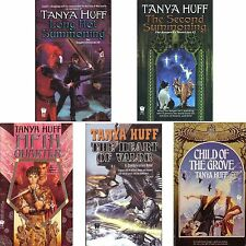 LOT 5 PB Tanya Huff HEART VALOR SECOND SUMMONING LONG HOT FIFTH QUARTER CHILD  G