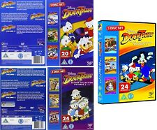 DUCK TALES Complete Collection 1+2+3 Animated Comedy Ducktales NEW UK DVD not US