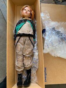 Zwergnase Nicole Marschollek Puppe 88 cm. Top Zustand