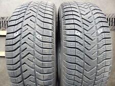 2 X Winterreifen 205/55 R16 94H Pirelli 6,2-6,4mm DOT 3913