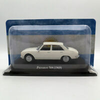 IXO Altaya 1:43 Peugeot 504 1969 Diecast Models Limited Edition Collection Car