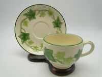 Franciscan USA Ivy Pottery Cup & Saucer Set(s)