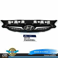 GENUINE Front Upper Center Grille Fits 2013-2014 Hyundai Accent OEM 86350-1R100