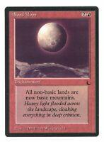 Blood Moon - The Dark - Old School - MTG Magic