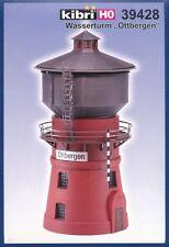 """KIBRI  39428 Wasserturm """"Ottbergen""""  + Modello Montato"""