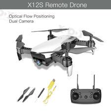 Drone Dual Camera 1080P RC Quadcopter Selfie Follow Me Technology Video Foldable