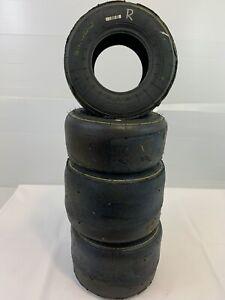 Used Mojo 2021 D5 Kart tyres Used - Rotax  / OTK TonyKart -