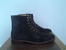 Ralph Lauren Brown Suede Daley Boots, Size 11, BNWT RRP £250.00