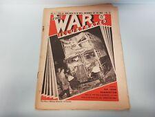 The War Illustrated No. 52 Vol 3 1940 Dunkirk, RAF Sunderland, Greece,