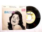 Vinyle 45T Dalida -Gondolier. Le Jour ou la Pluie Viendra .....