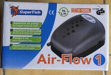 Pompe à air SuperFish Air-Flow 1 neuve
