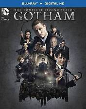Gotham: The Complete Second Season Blu-ray 4-Disc Set Region A With Slip Case
