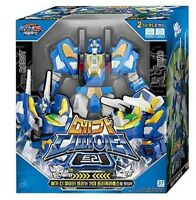Dino Core 4 EVOLUTION Mega D-Fighter TRI Dinosaur Transformer Robot Kids Toy