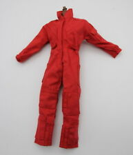 """1/6 Uniforms Coveralls Suit America's Rescue Medical Helicopter Pilot 12"""""""