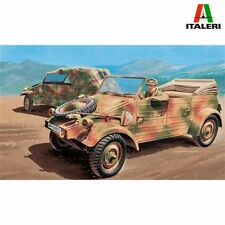 Italeri 7024 German Kubelwagen 1/72 scale plastic model kit