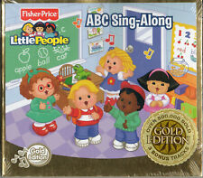FISHER-PRICE - LITTLE PEOPLE / ABC SING-ALONG (CD) NEW / SEALED!!   IDEAL GIFT!!