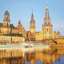 jigsaw puzzle 500 pc Brühl's Terrace view from the Elbe