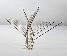 Taubenabwehr Taubenspike X-Form, 40 Spikes auf 50 cm UV-Polycarbonatleiste