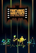 FANTOMAS THE DIRECTOR'S CUT - LIVE A NEW YEAR'S REVOLUTION (DVD)