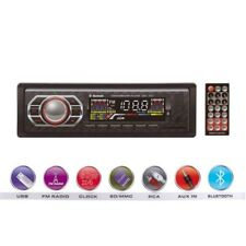 STEREO 60X4W AUTO BLUETOOTH AUTORADIO VIVAVOCE RADIO FM MP3 USB AUX SD CARD CAR