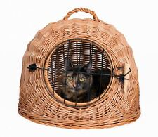 Trixie Korbhöhle with Grid Cat Cave Cat Cave Wicker Basket Willow Dog Basket