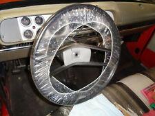 60 Clear Elastic Disposible Steering Wheel Protector Covers Body Repair Shop