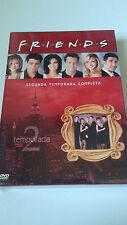 """DVD """"FRIENDS TEMPORADA 2 SEGUNDA"""" DVD EN BUEN ESTADO"""