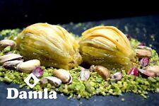 Baklava midye avec pistaches par jour frais Fabriqué-Premium Baklawa