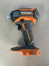 "RIDGID R86035 Gen5X 18V Cordless Brushles 1/4"" 3-Speed Impact Driver (Tool Only)"