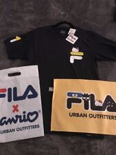 FILA x Sanrio Urban Outfitters Limited ComplexCon T-Shirt Badtz Maru Small