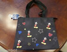 NEW!  DISNEY MICKEY MOUSE TOTE- BLACK