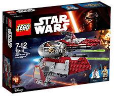 Lego Star Wars 75135 OBI Wan's Jedi Interceptor