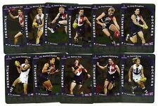 2011 TeamCoach FREMANTLE Gold Team Set