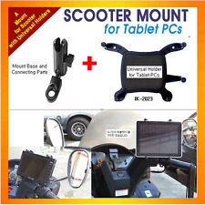 motorcycle mount+Universal Holder for Tablet PC,as Galaxy Tab7,iPad Mini