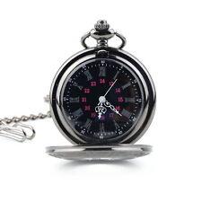 Markenlose Taschenuhren aus Edelstahl