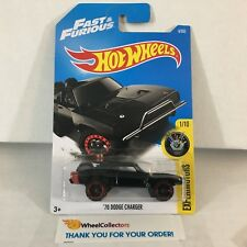 '70 Dodge Charger #4 * Fast & Furious * 2017 Hot Wheels * NF26