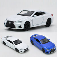 1:36 Scale Lexus RC F Model Car Alloy Diecast Toy Vehicle Gift Collection Kids