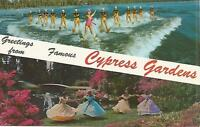 AG (Q) Greetings from Cypress Gardens, Florida