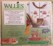 Wallies Wallpaper Cutouts 25 Daisy Kingdom Country Noah Wallies