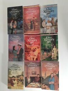 9 Vintage Grace Livingstone Hill Paperback Books