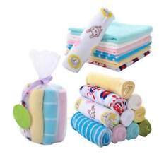Hot Soft Baby Kids Boy Girl Little baby handkerchief Bath Towel Washcloth 8pcs a