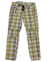 G-Star Pharrell Williams Womens Elwood X25 3D Boyfriend Jeans Madras W26 L30 NEW