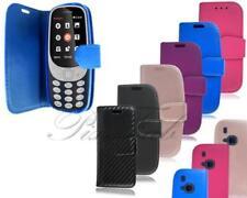 Étuis, housses et coques etuis portefeuilles Pour Nokia 3310 pour téléphone mobile et assistant personnel (PDA) Nokia