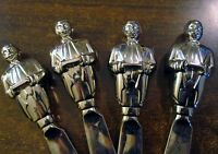 Lenox Cheese Spreaders Serving Utensils Set 4 Silverplate Butler At Your Service