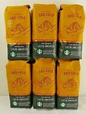 Starbucks Guatemala Casi Cielo Antigua Whole Bean Coffee 6-1 lb Bags