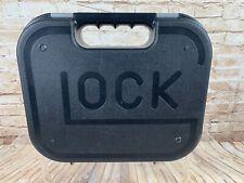 "Glock Hard Case For 9mm Or 45 Compact 10-1/2"" X 7"" Pistol Gun Case"