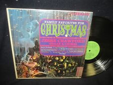 "Jesse Crawford ""Santa Claus Is Coming To Town"" LP in SHRINK"